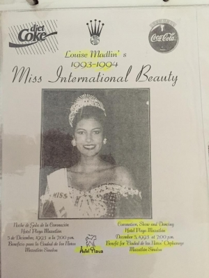 Miss International Beauty 1993